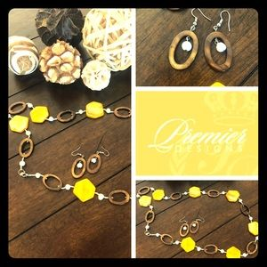 Premier Designs Jewelry Set